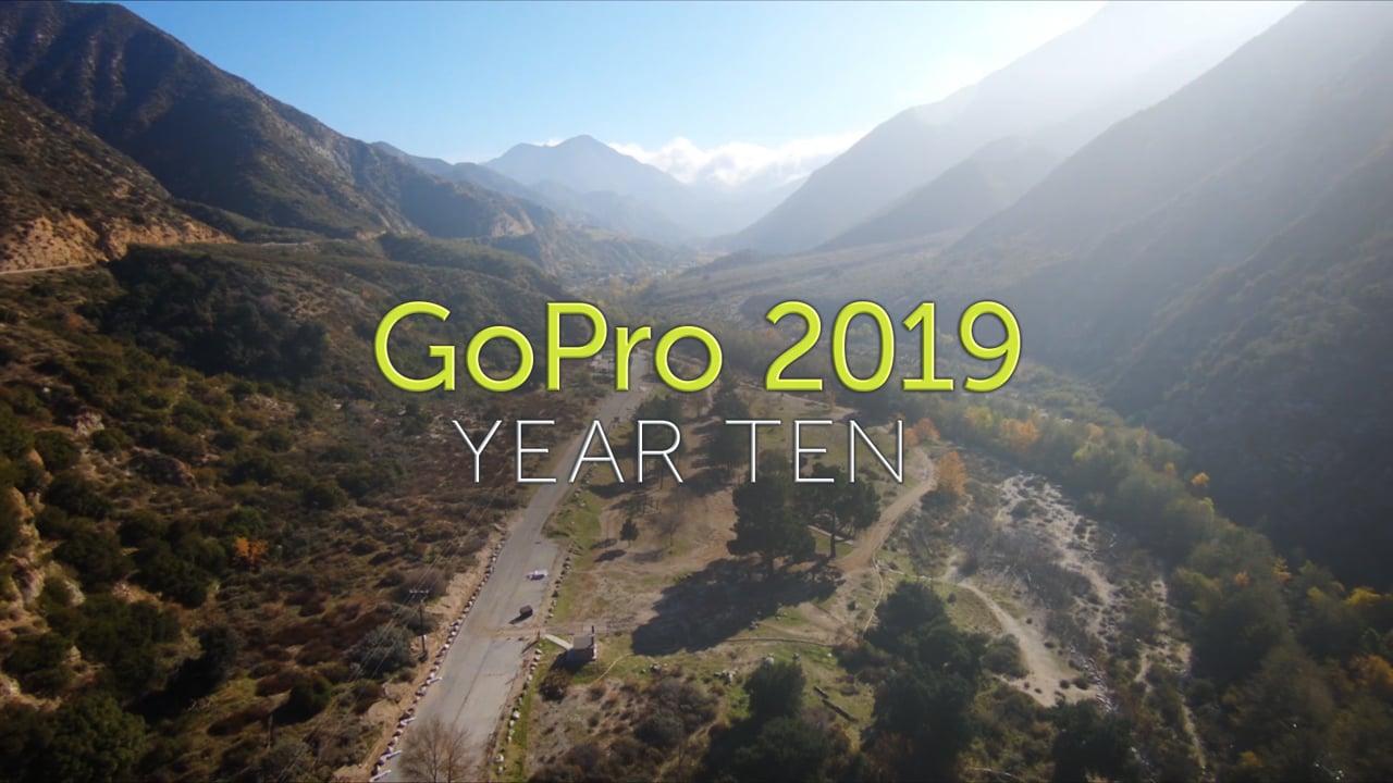 GoPro 2019 - Year Ten