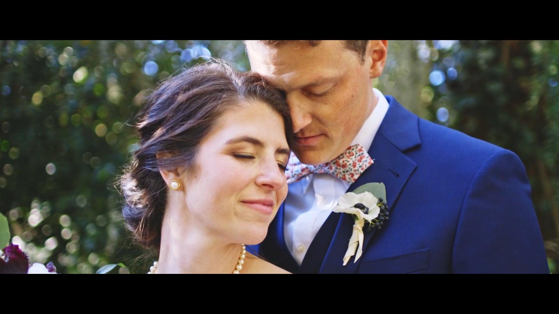 Wedding Highlight | Lauren & Sam | Charleston, SC