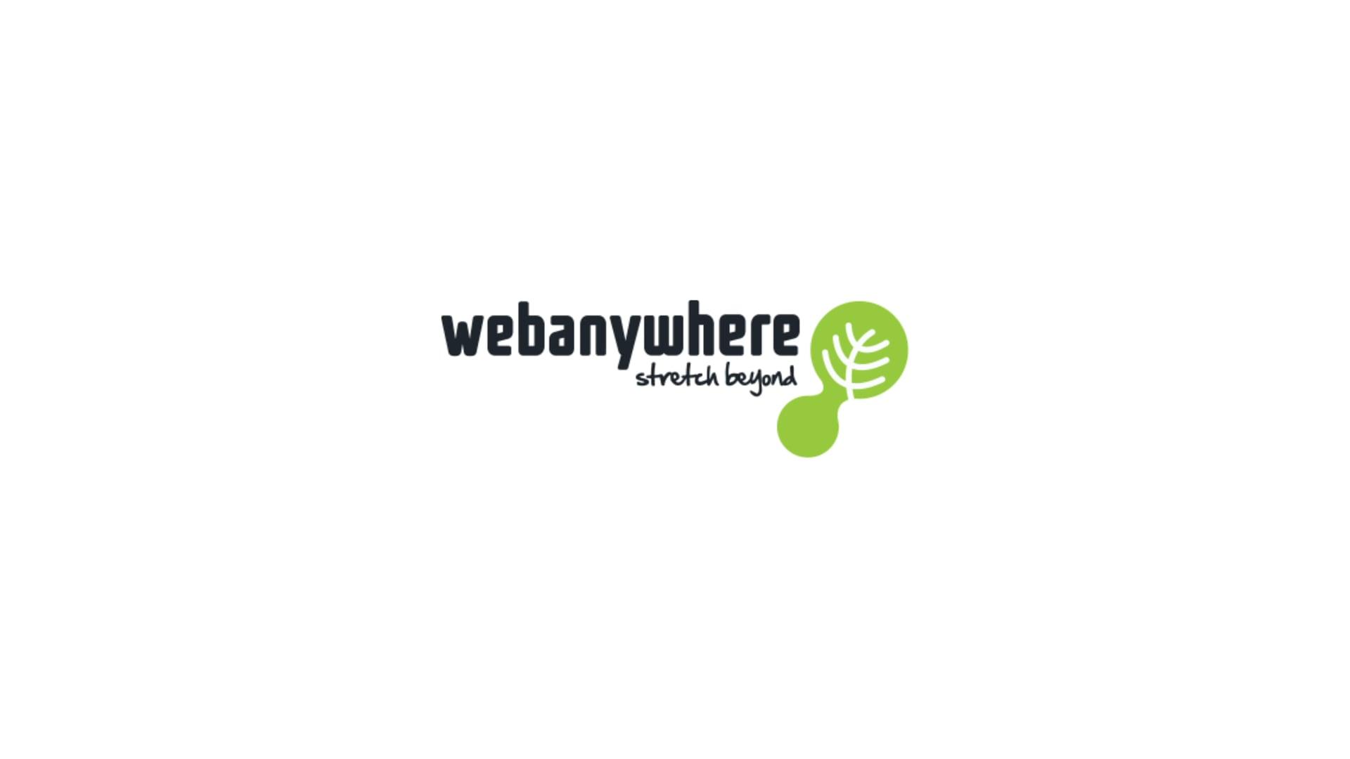 Webanywhere Brand Video