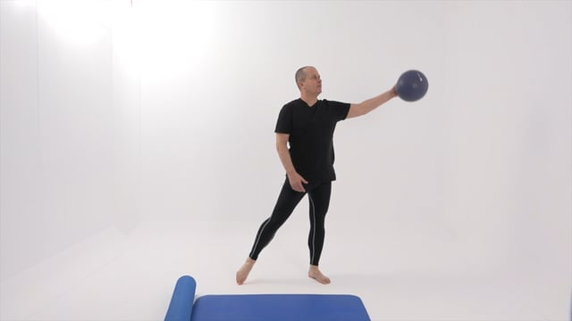 Pilates Plus : with Mini Ball & Foam Roller