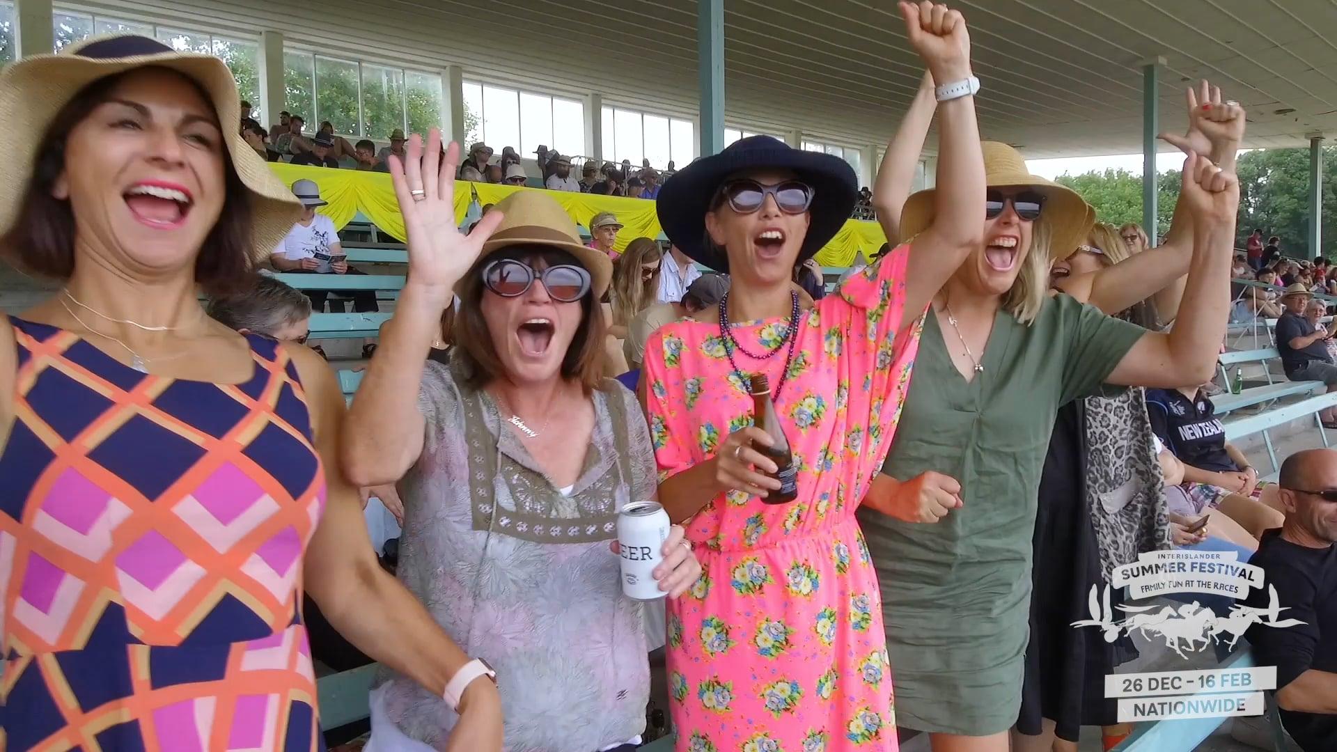 Interislander Summer Festival   The Races