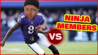 Playing Ninja Members In Madden 20 - Stream Replay