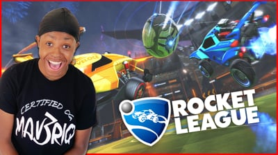 I Want To Be Good At Rocket League! Time To Grind! - Stream Replay