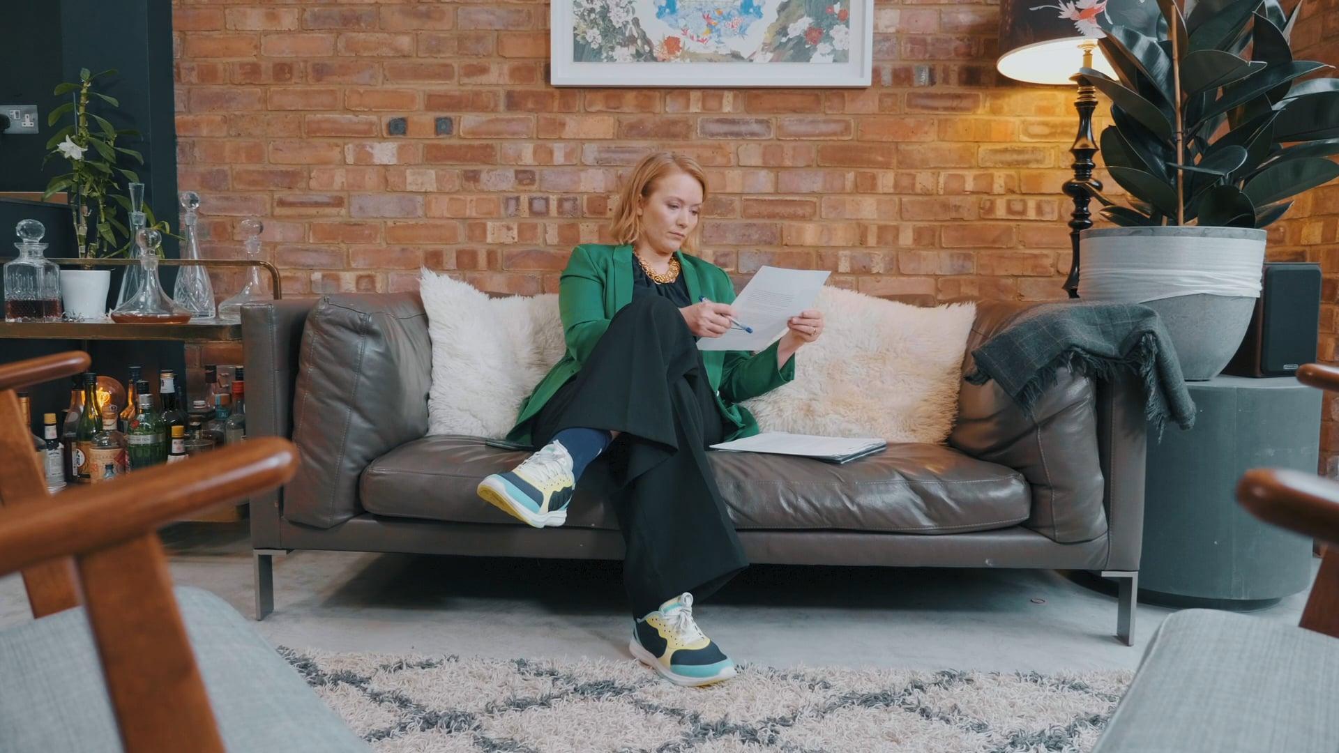 Caroline Goyder: Find Your Voice