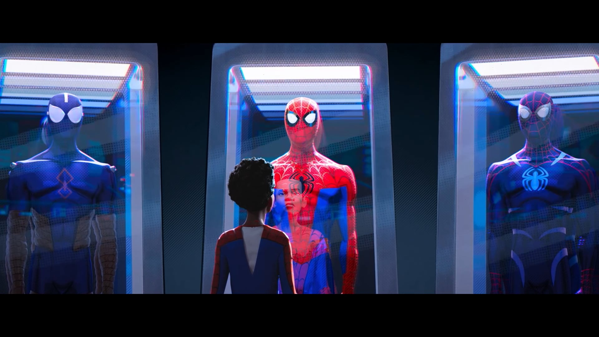 Into the Spider-Verse: Embrace Your Power