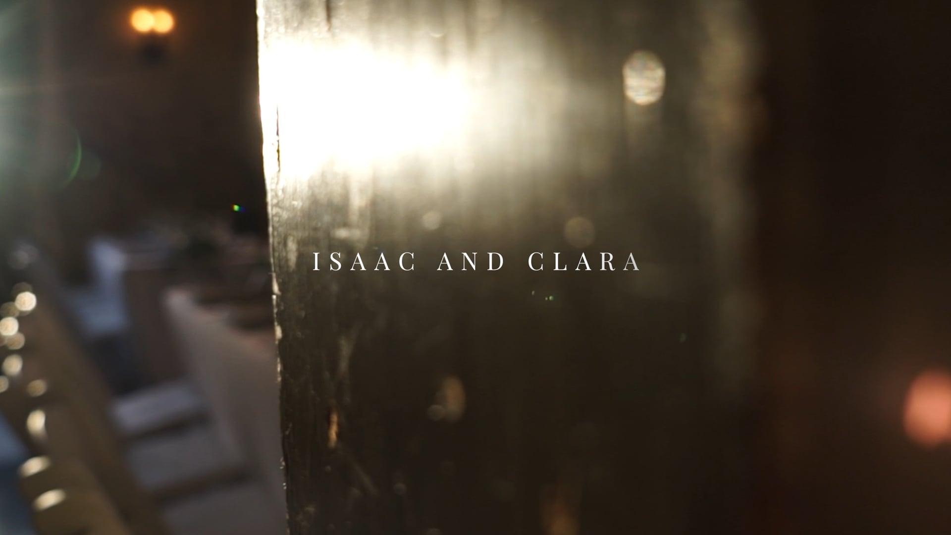 Isaac and Clara