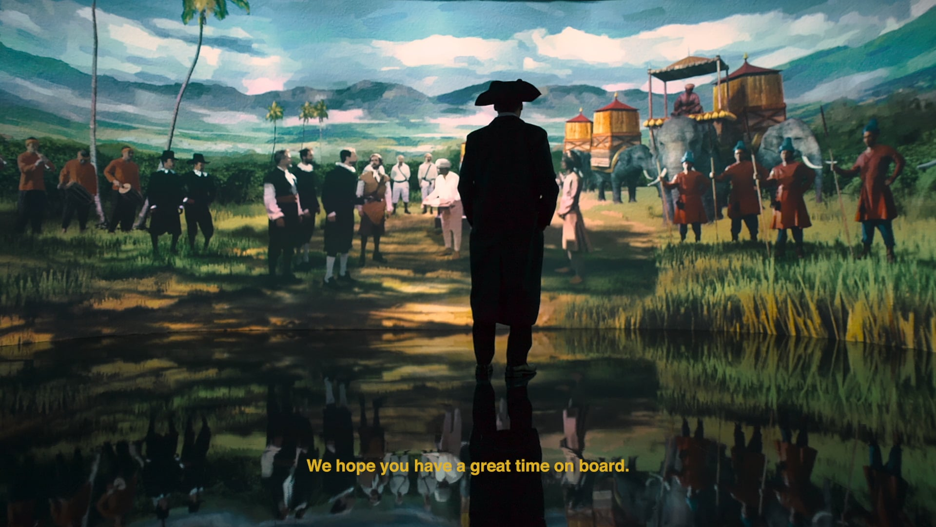 An Old New World - National Museum Singapore Promo