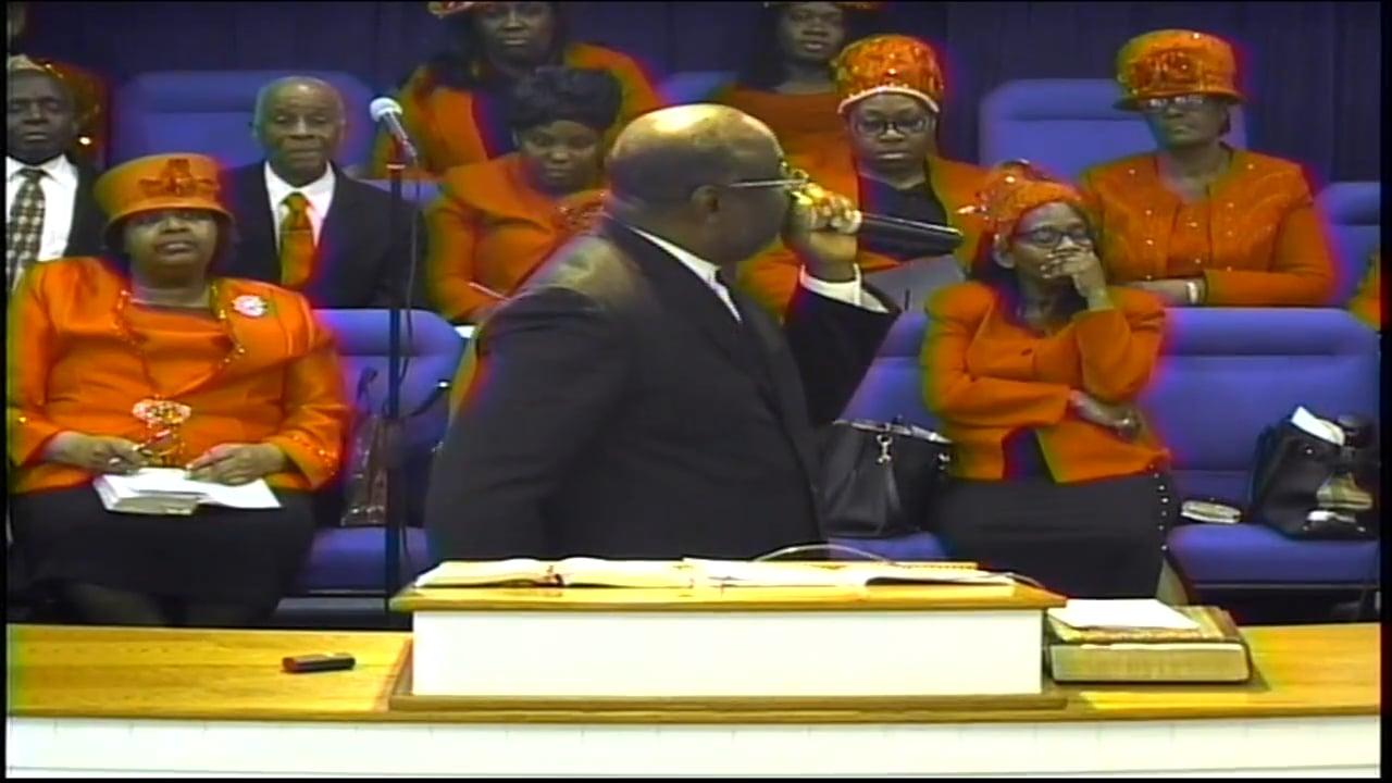 12-29-19, Elder Wayne Brown, The Power of Restoring