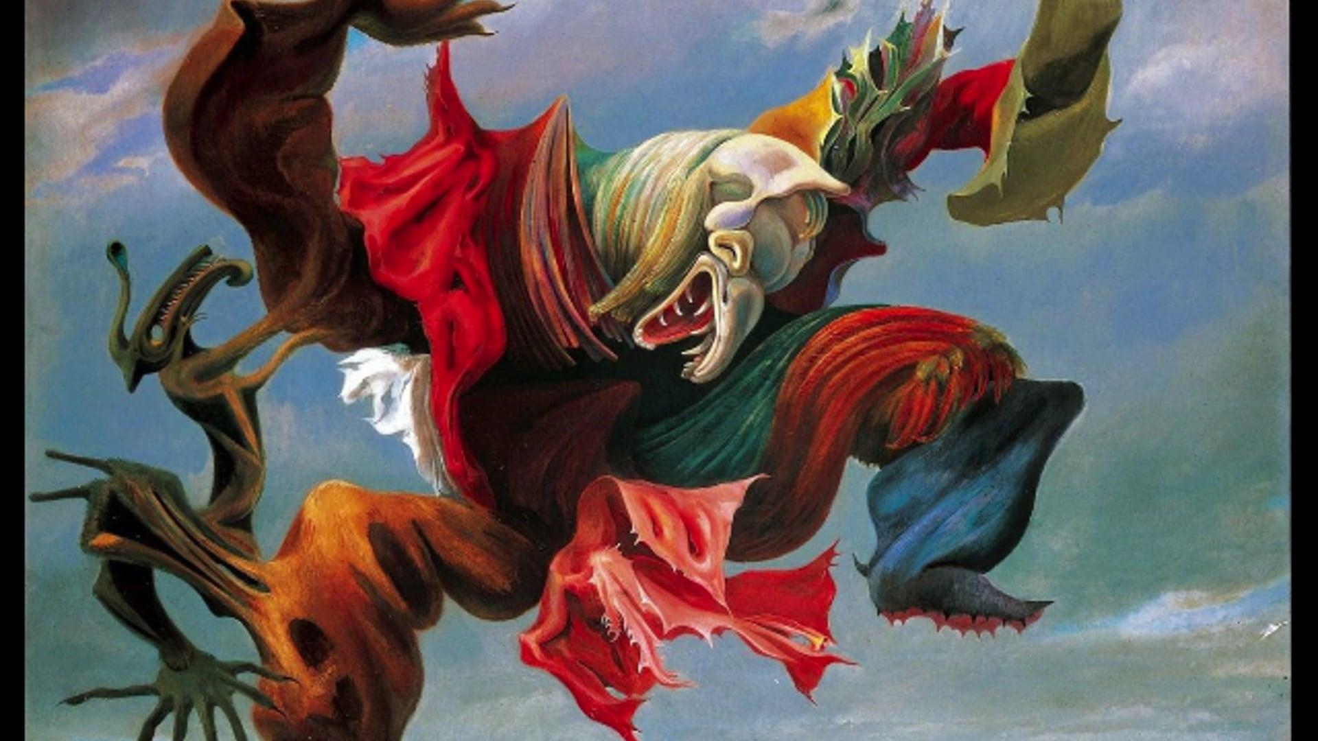 [ROCK & PAINTING #64] Max Ernst // sur un air de Captain Beefheart