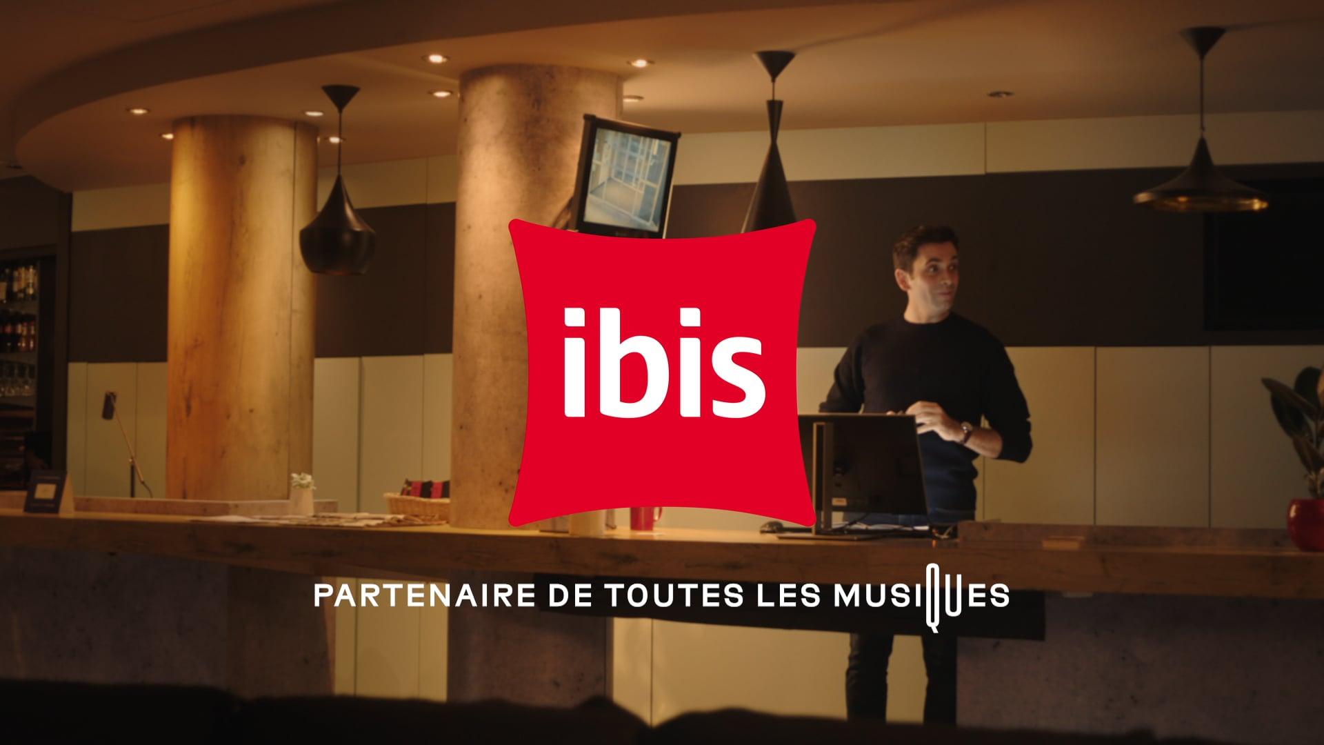 "IBIS - BILLBOARD TEASER ""THE VOICE"" - LE RÉCEPTIONNISTE"