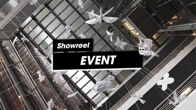 Company Reel 2020 - Event