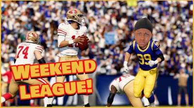 Trent's Weekend League Grind!! - Stream Replay