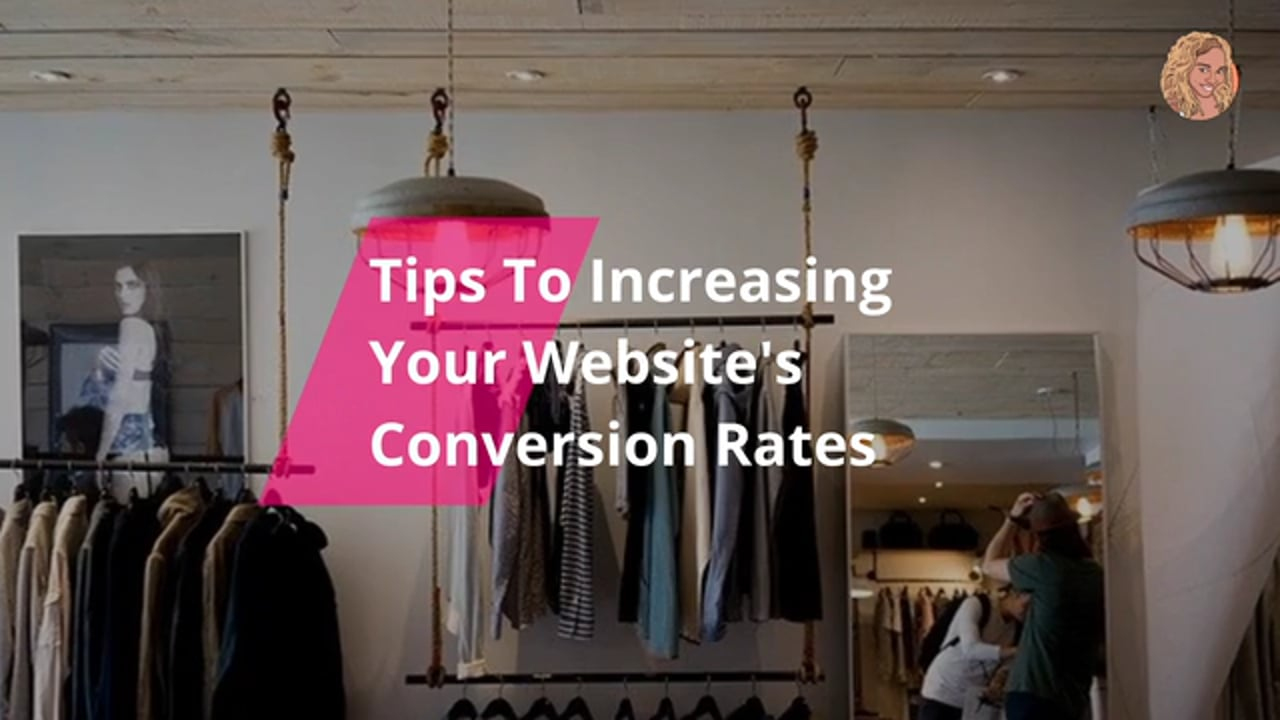 Tips To Increasing Website Conversion Rates