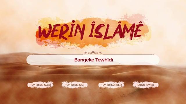 Bangeke Tewhidi - Beşa 1