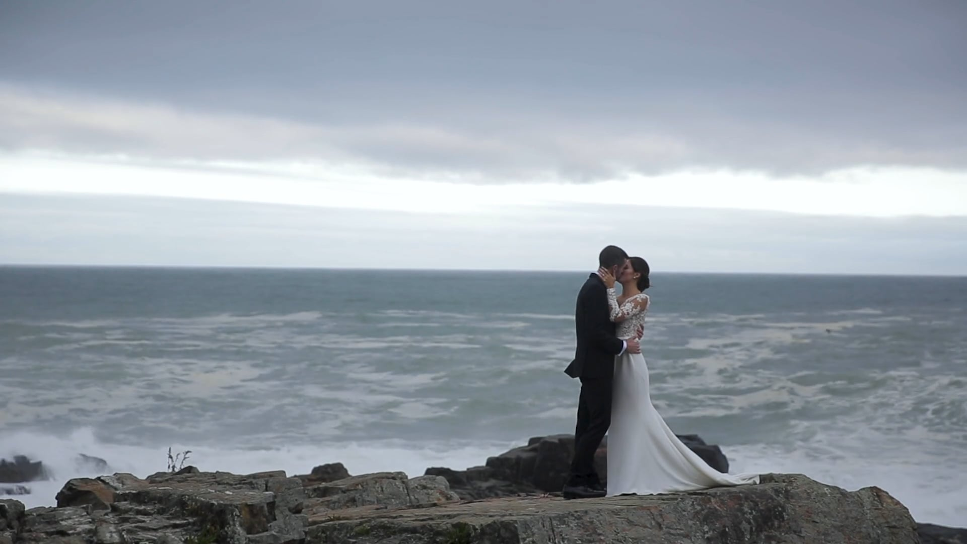 Mary & Brendan's Wedding Film at the Cliff House (York, ME)