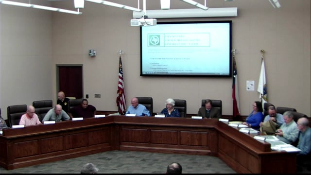 1-13-2020 Council Meeting