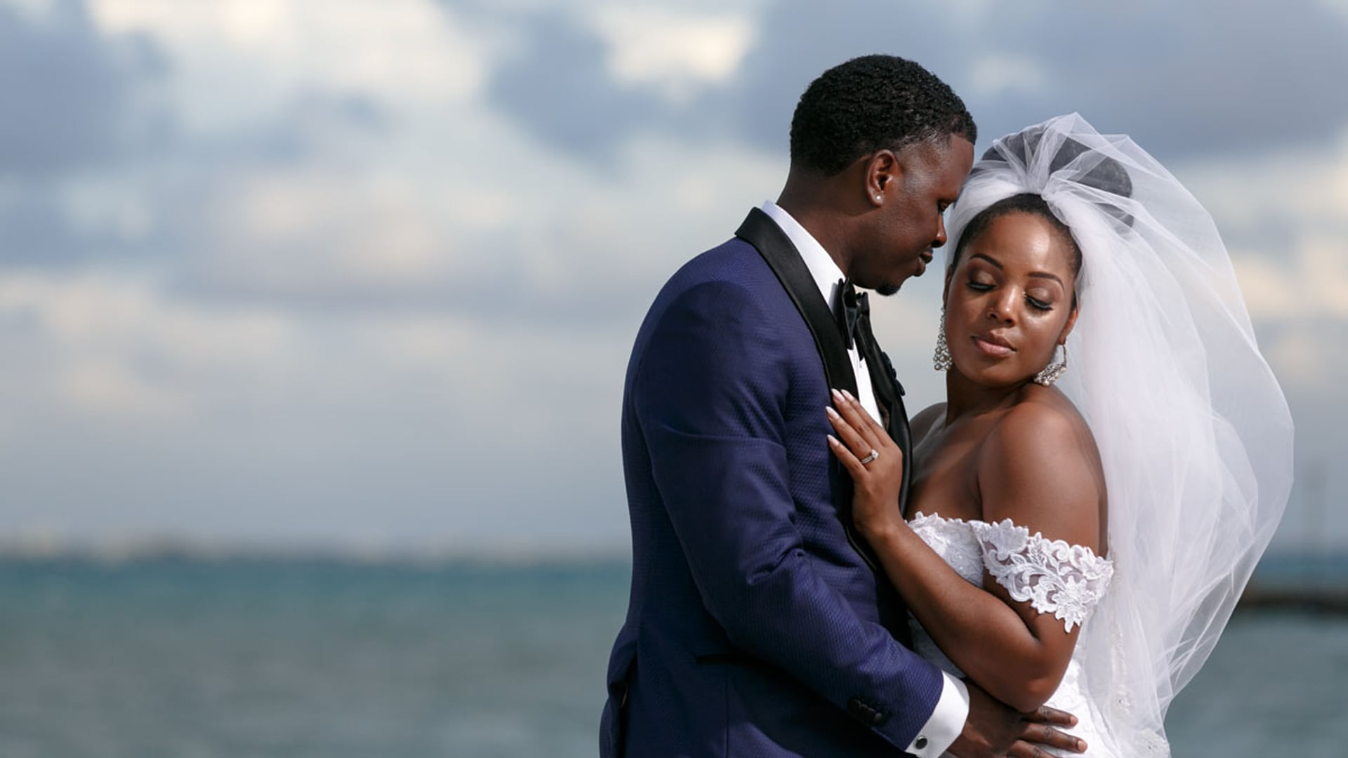 Dreams Playa Mujeres Wedding Film. Aleah & Terrence Highlights