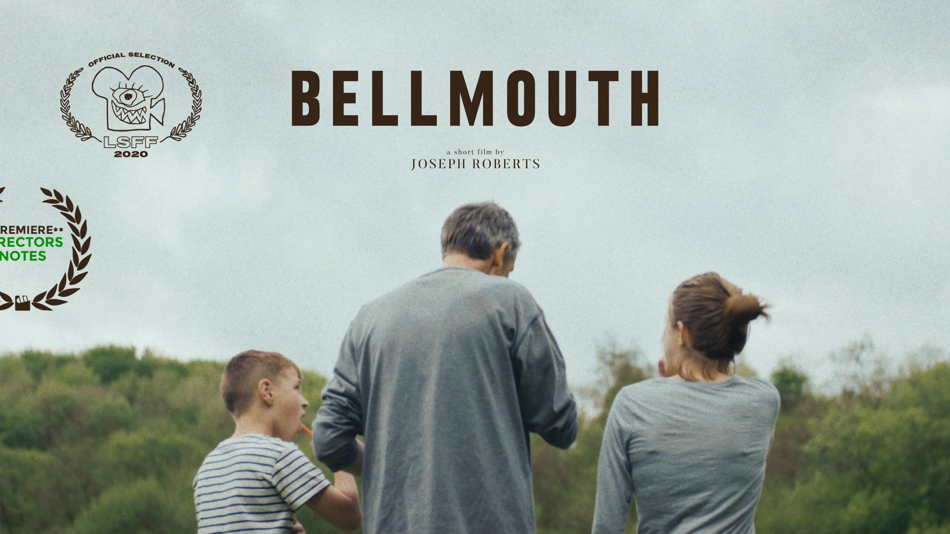 BELLMOUTH by Joe Roberts