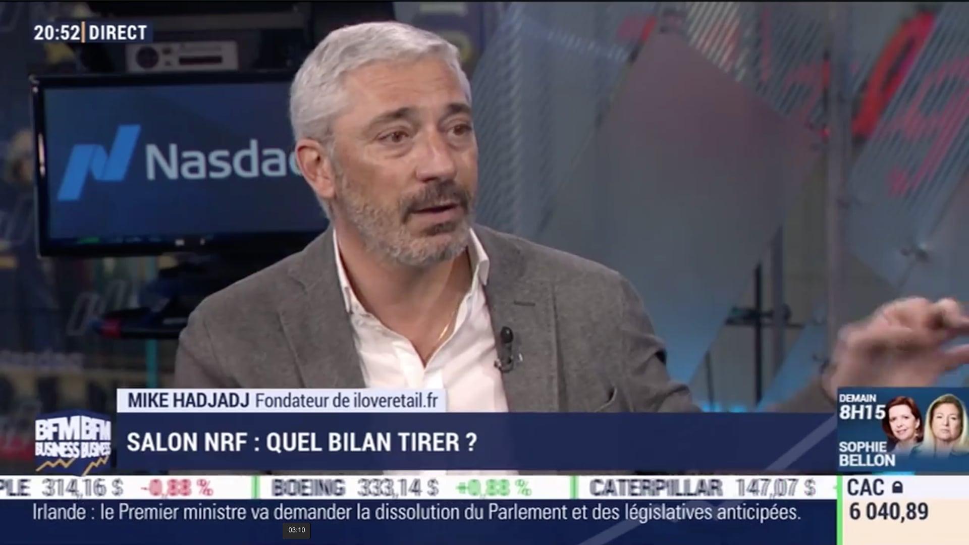What's up New York : Salon NRF, quel bilan tirer ?