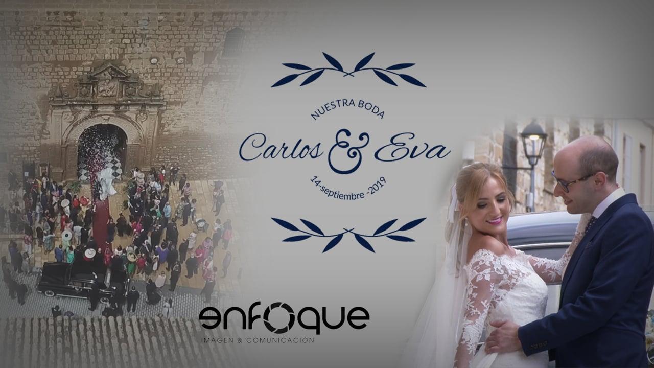 Carlos y Eva   14 de septiembre de 2019   Tráiler Boda