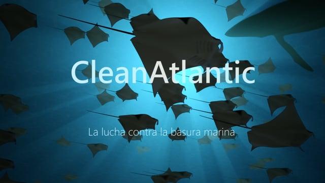 CleanAtlantic: La lucha contra la basura marina (versión en español, subtítulos en francés y portugués)