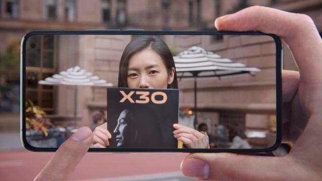 VIVO X30 5G x Alexander Wang