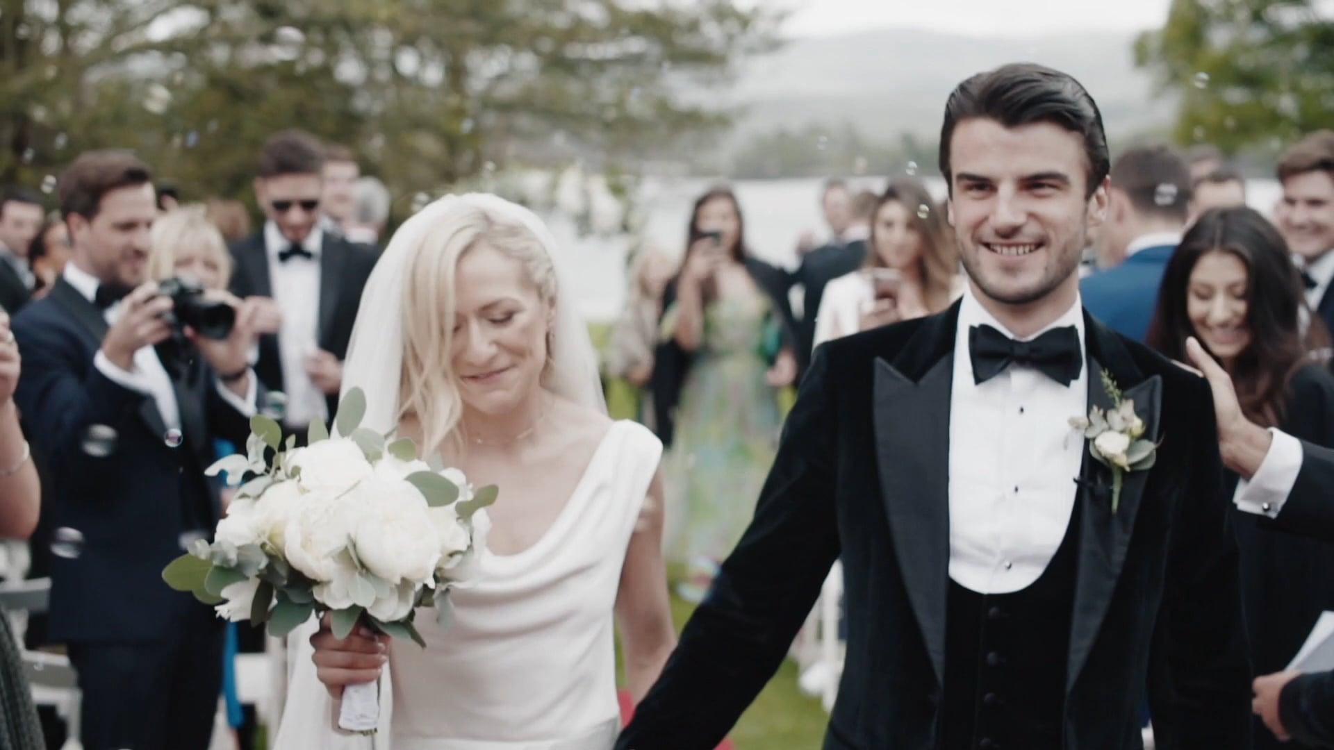Emma & Joe // Destination wedding in Kenmare, Co Kerry, Ireland
