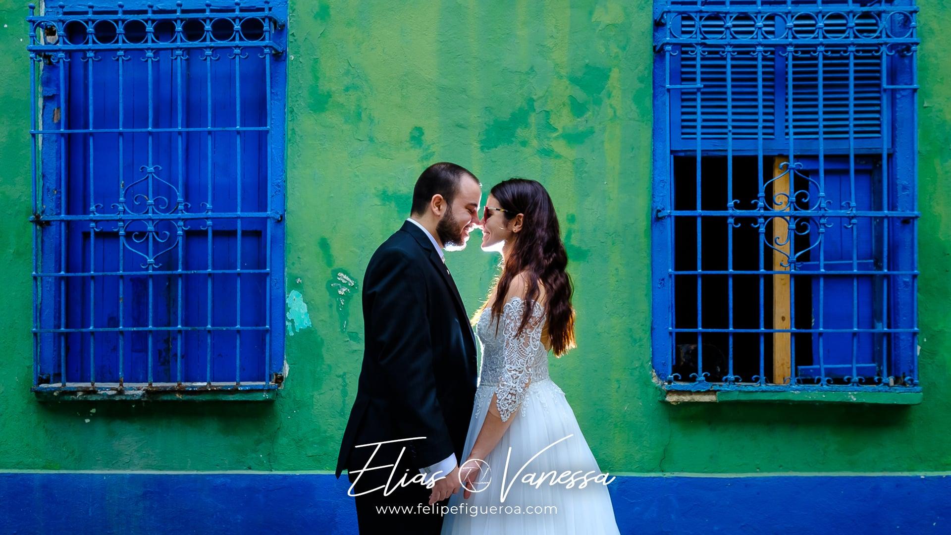 Elias + Vanessa