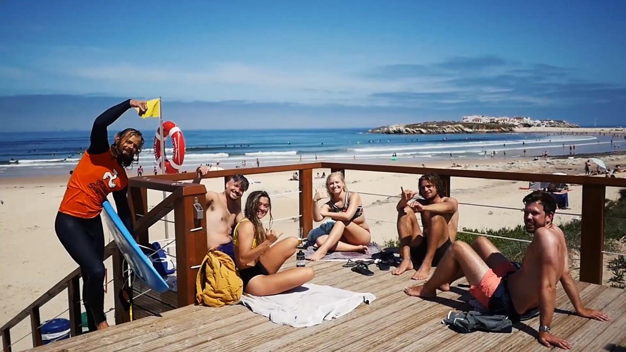 Promo Video 2020 - Baleal Surf Camp, Peniche - Portugal
