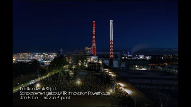 """StrijpT LightProject """"Goevaers"""" DEMO"""