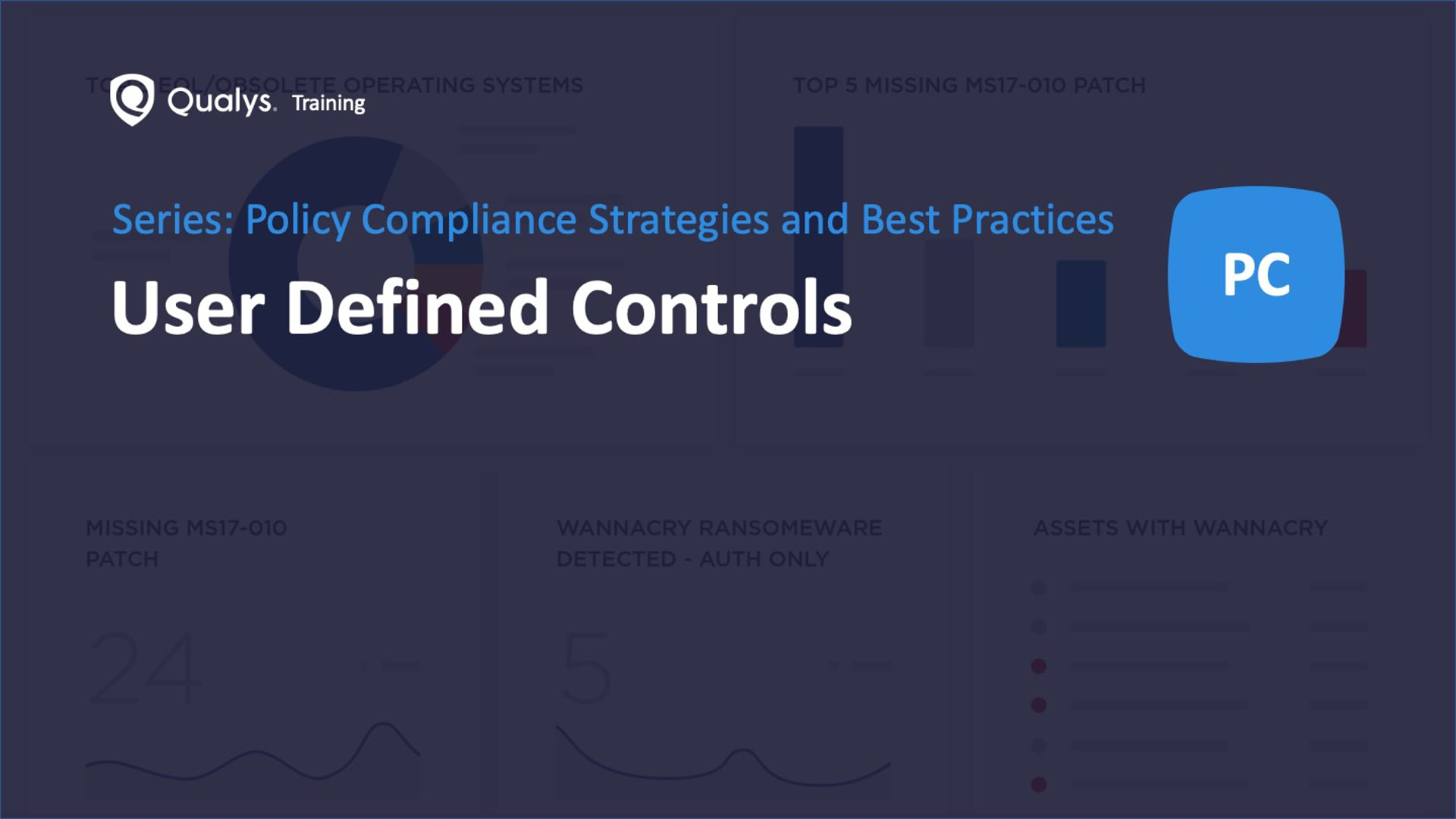 User Defined Controls