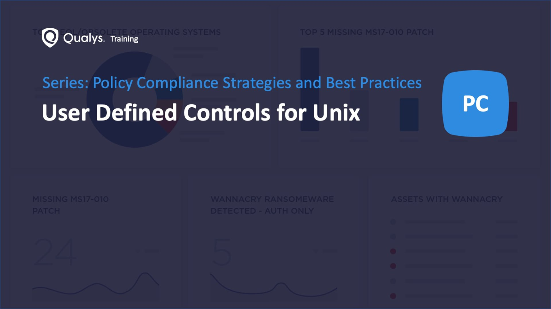 User Defined Controls for Unix