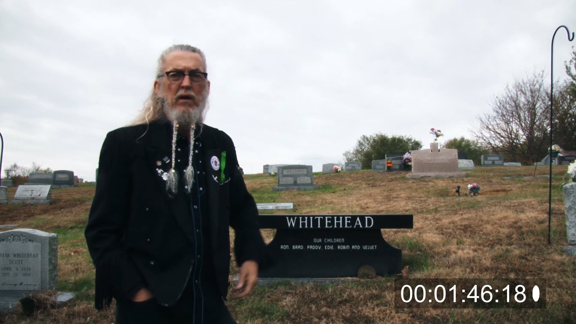 Outlaw Poet-Clip-Grave Scene-Timecode