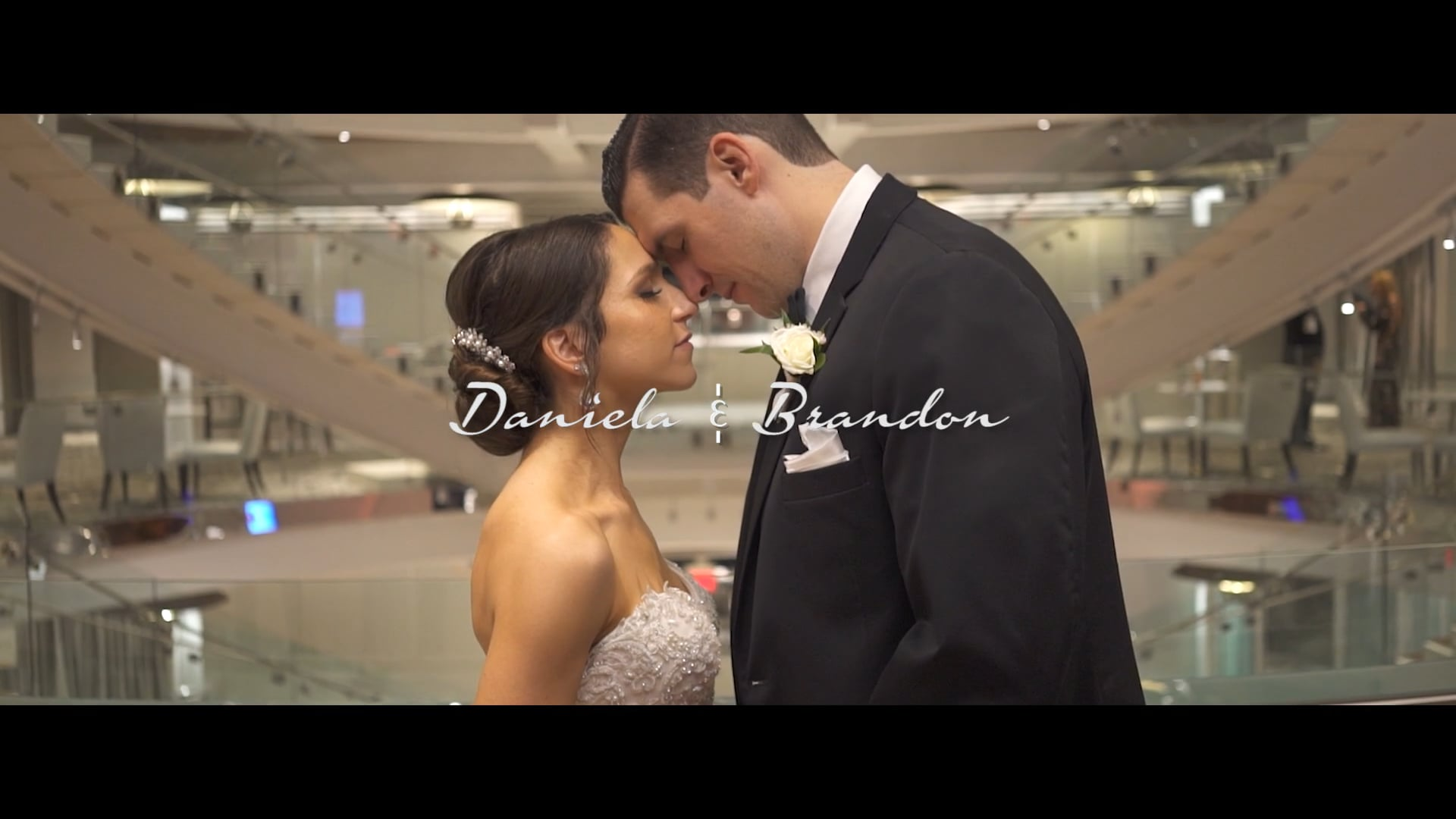 Daniela and Brandon Wedding Film | Dr. Phillips Center for the Performing Arts