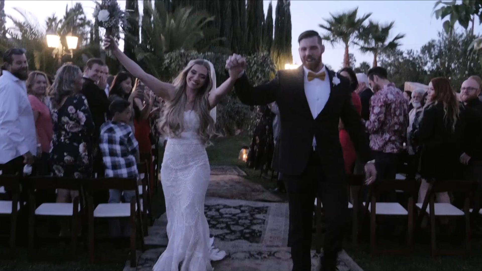 Taylor + Shane || Red Rock, Las Vegas, NV Wedding