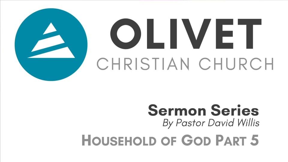 11-3-19 Household of God - Part 5