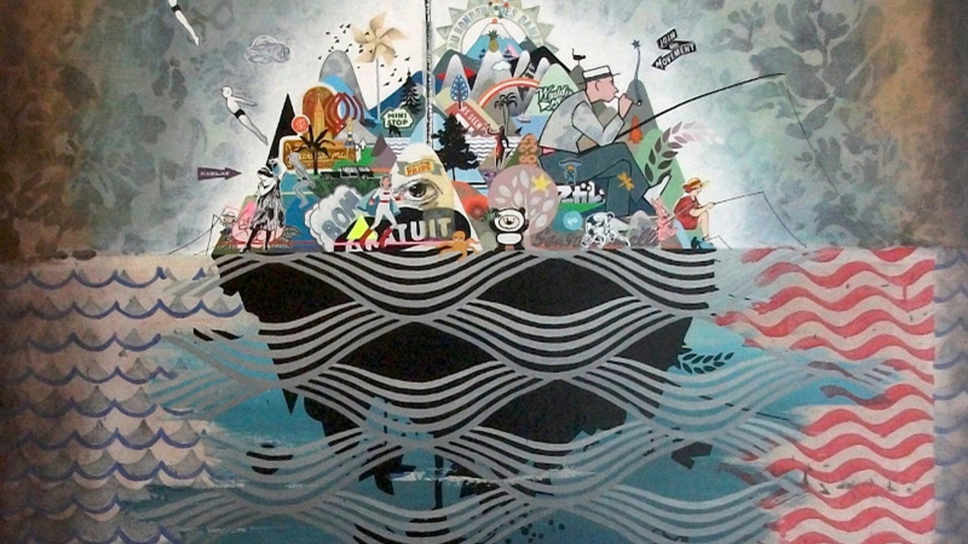 [ROCK & PAINTING #66] Fabrice Thomas // sur un air de Pere Ubu