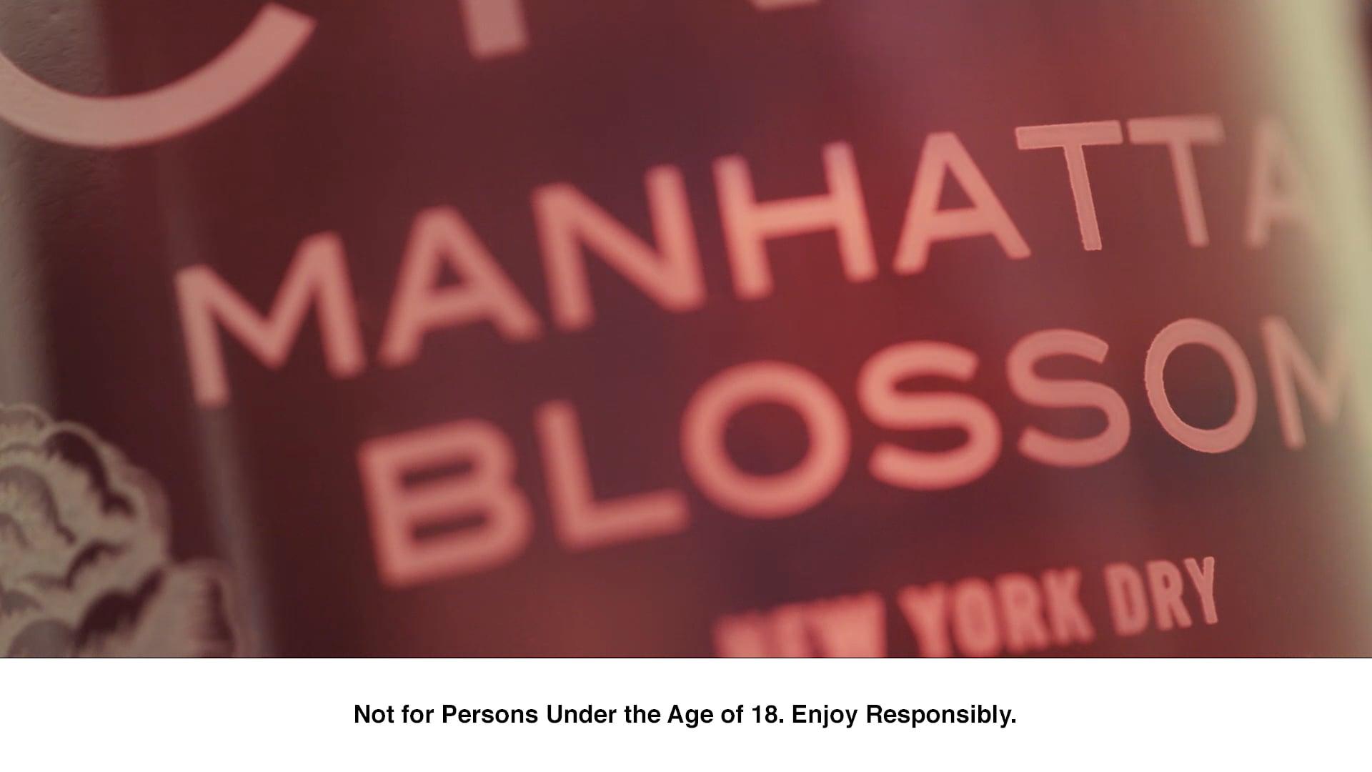 """CRUZ Manhattan Blossom TVC 15"""""""