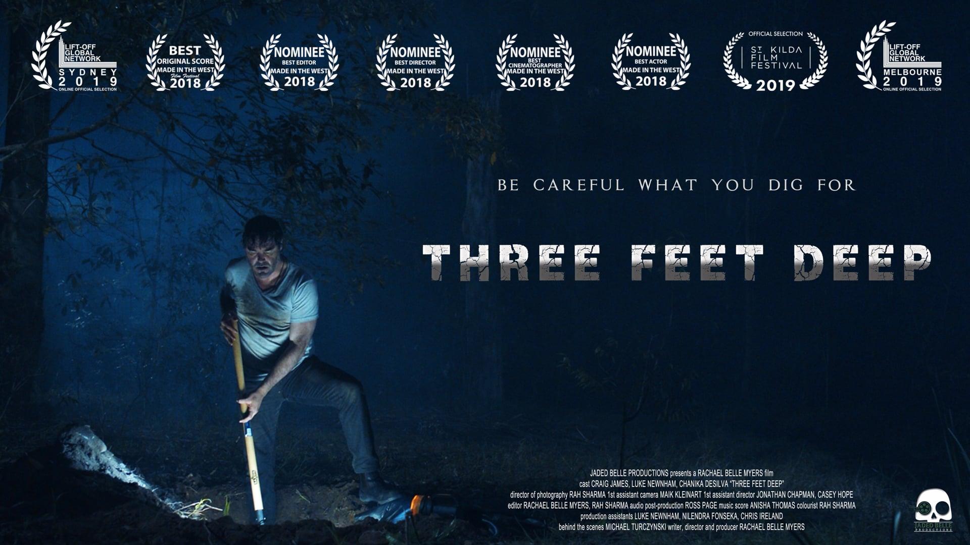 Three Feet Deep (short film)