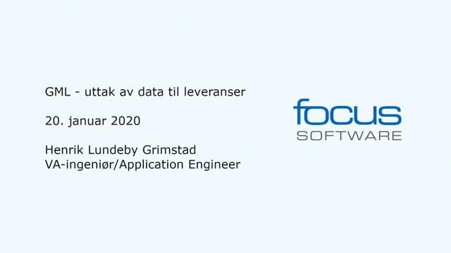 Fremtidens datautveksling: SOSI GML for VA-bransjen