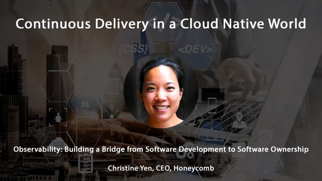 Observability: Building a Bridge from Software Development to Software Ownership
