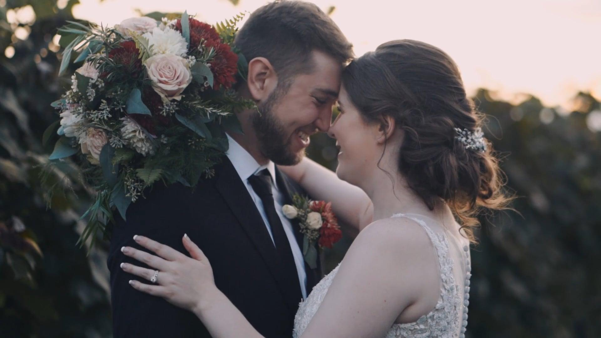 Amber & Michael   Full Wedding Highlights