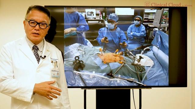奥田 準二先生:Why I started robotic rectal cancer surgery? -Part 1-