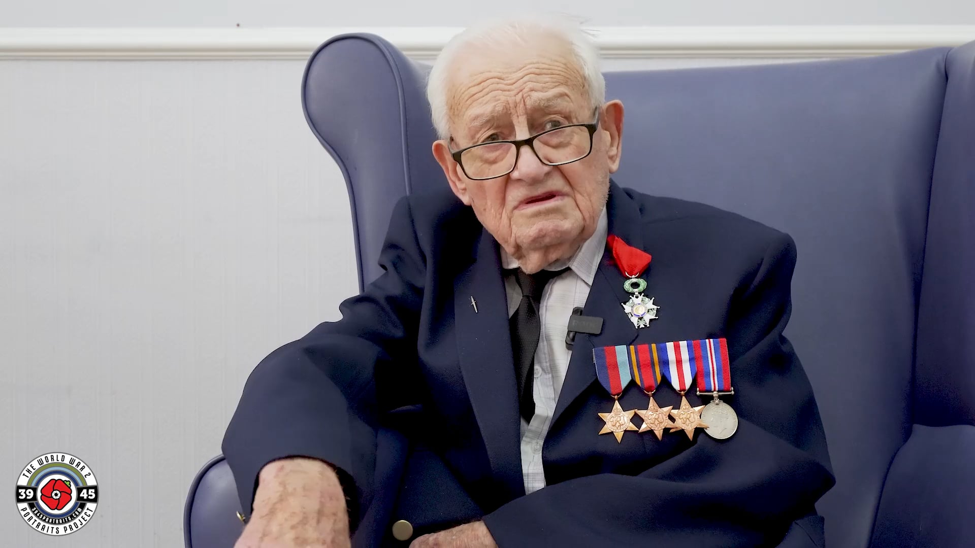 Ken Docksey: Becoming a Royal Marine and D-Day