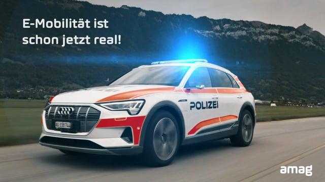 AMAG Blaulich - Audi e-tron