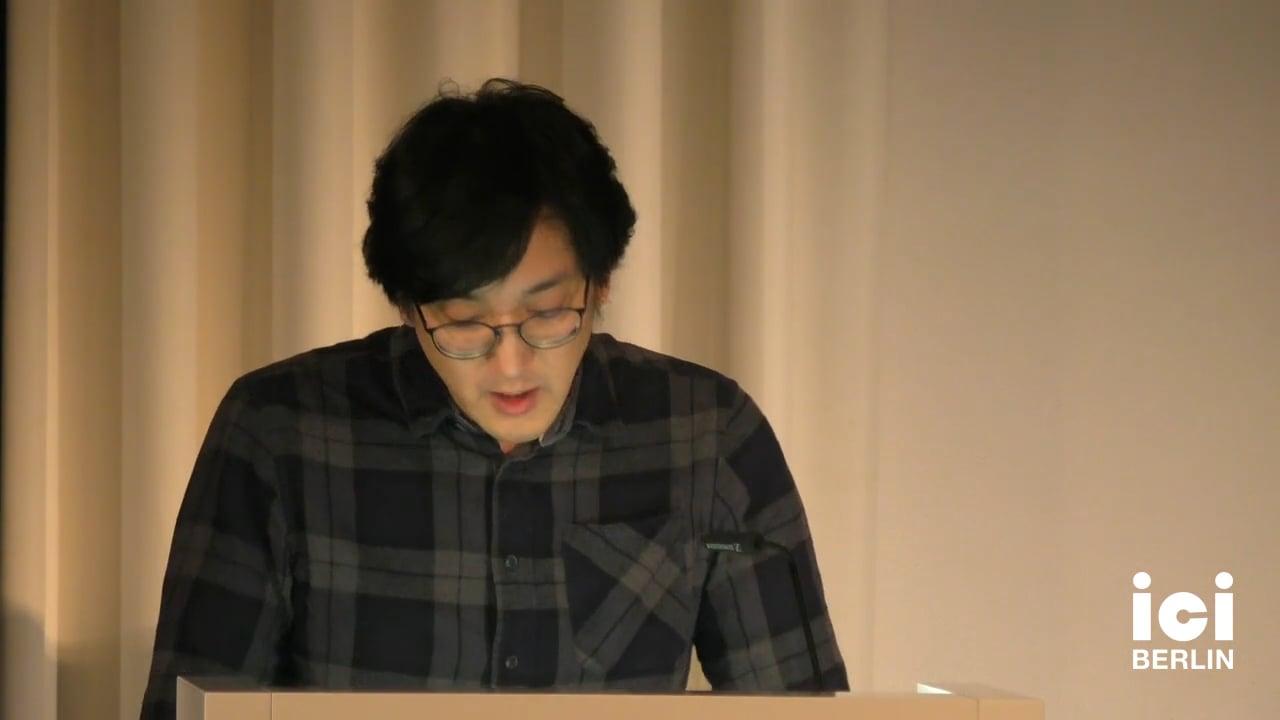 Talk by Daniel Liu