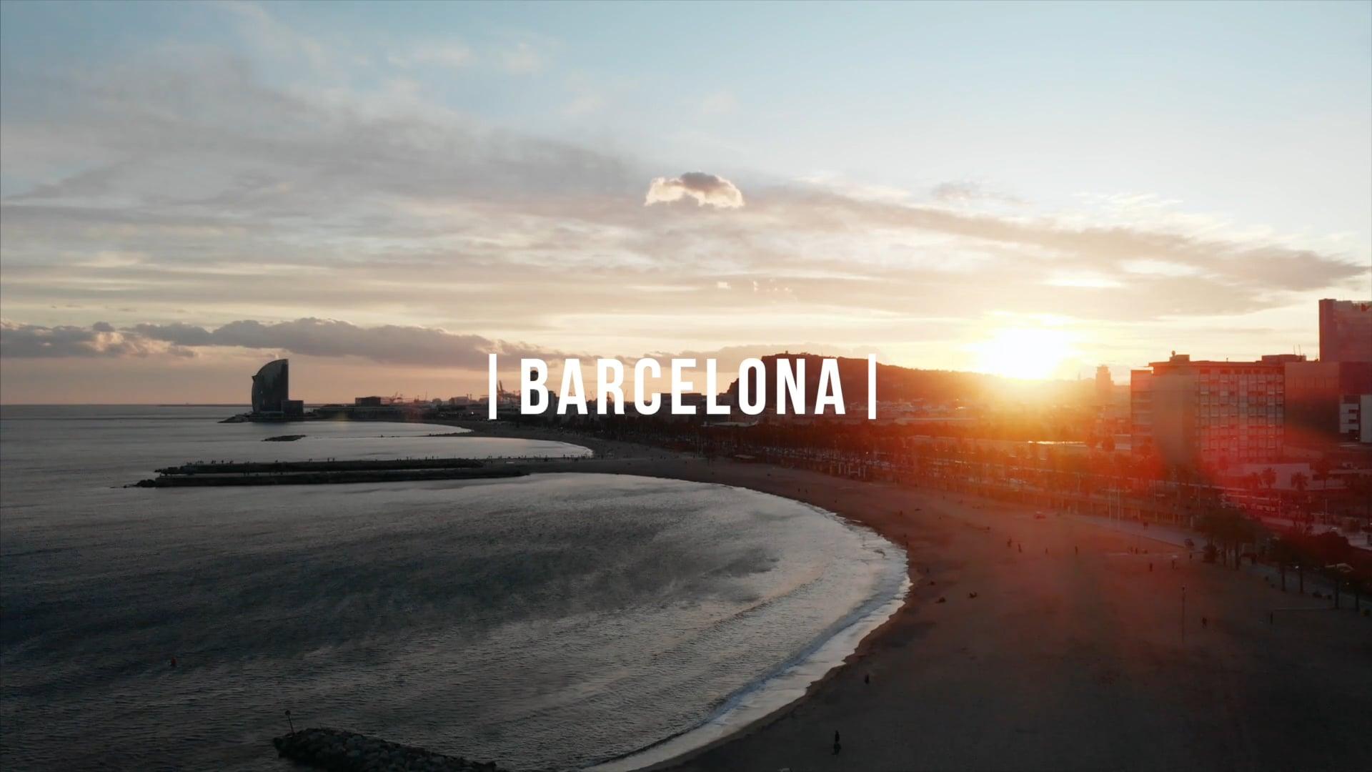 DRONE BARCELONA