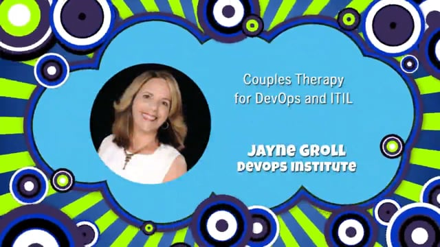 Couples Therapy for DevOps and ITIL