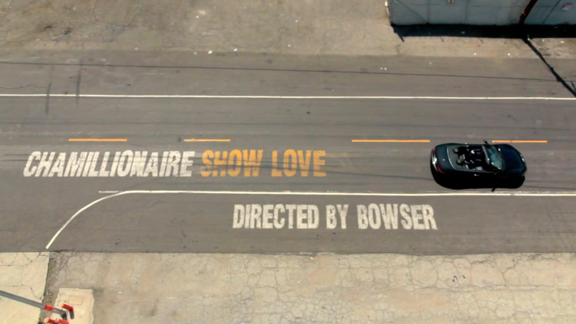 "Chamillionaire - ""Show Love"" feat. D.A. [Music Video]"
