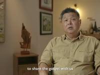 Baptism Testimony of John Tang